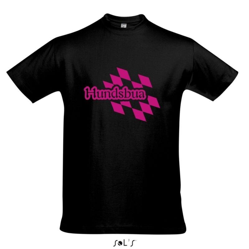 T-Shirt-Hundsbua Wiesn-WITZIGES-OKTOBERFEST MuNCHEN CAMISA S-XXL