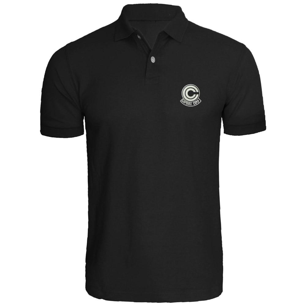 Camisas Polo para hombre Capsule Corp.