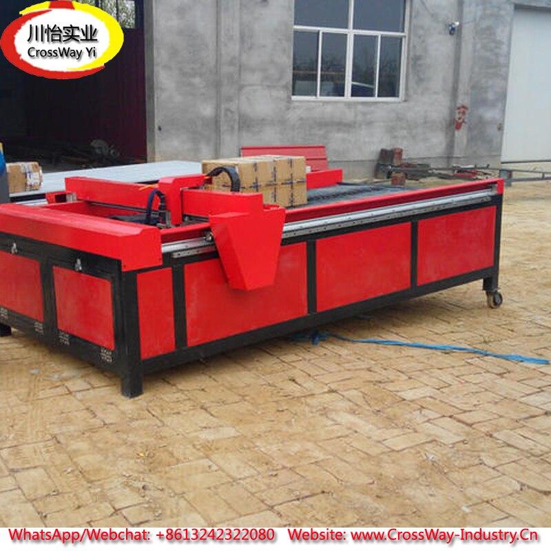 Melhor venda cnc plasma máquina 1325/cnc corte de aço inoxidável