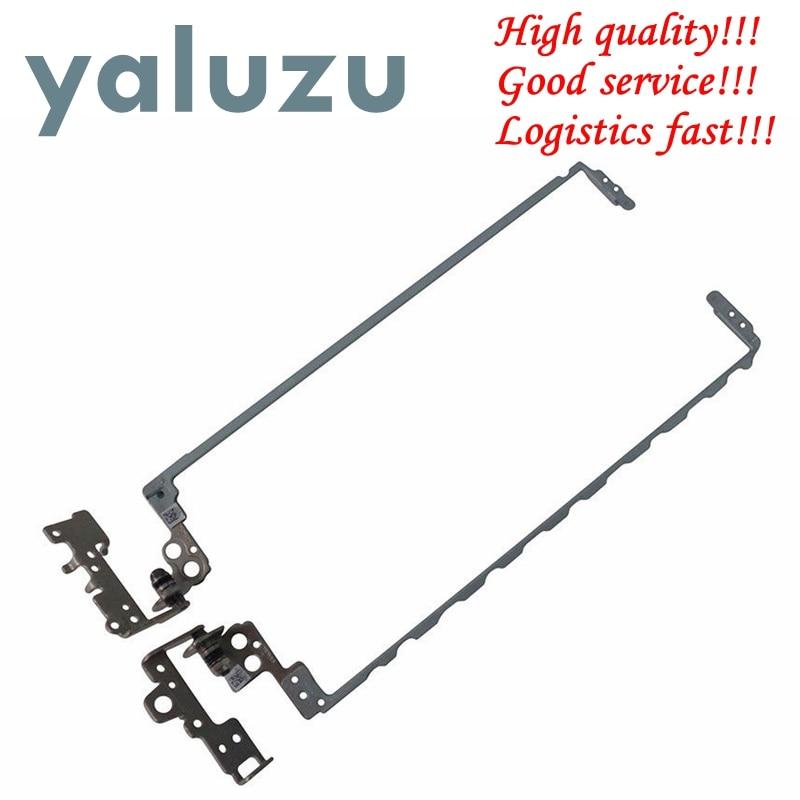 YALUZU New FOR HP 15-BS 15T-BS 15-BW 15Z-BW 250 G6 255 G6 15-bs009ds 15-BS020WM Right & Left Lcd Hinge Set 925297-001 AM2040005