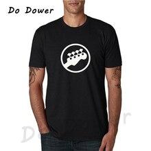 2018 tête basse guitare symbole guitariste joueur musiciens Logo musique Rock drôle t-shirt t-shirt hommes coton à manches courtes t-shirts