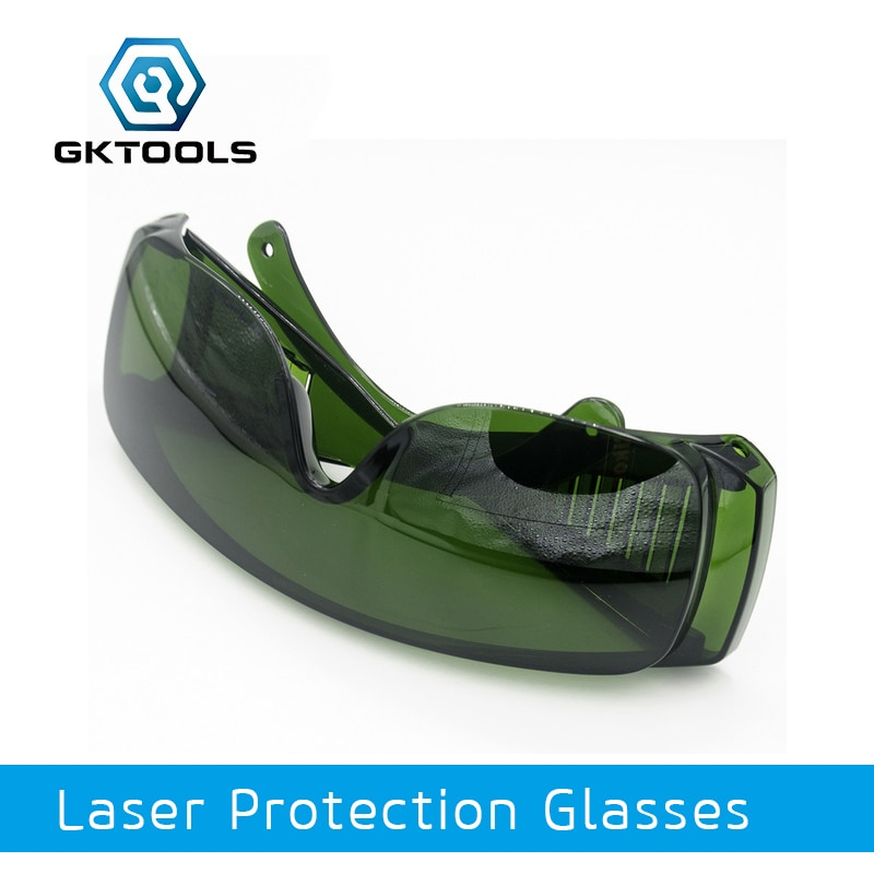 340-1250nm Laser Protection Glasses, IPL / E light OPT Freezing Point Hair Removal Protective Glasse