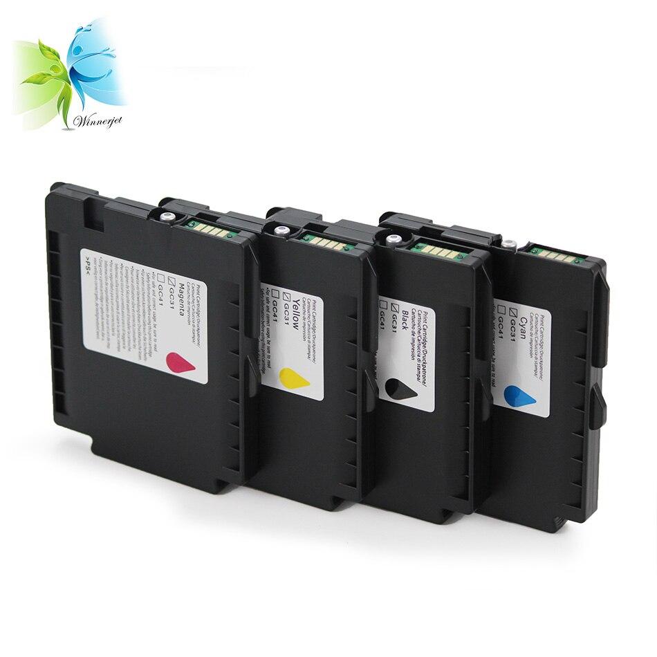 Winnerjet GC31 Sawgrass cartucho de tinta para sublimación para Ricoh GXe2600 e3300 e3300n e3350n e5050n e5500 e5550n e7700 e7700n