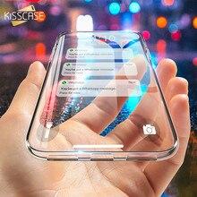 KISSCASE Transparent Soft TPU Case For Xiaomi Mi 9 8 Lite A1 A2 Ultra Thin Clear Case Redmi Note 7 4 4X Redmi 4A 5A 5 Plus Cover