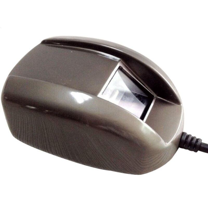 Lector biométrico de huellas dactilares Micro USB HF4000 para sistema Windows Android IOS escáner de huella dactilar Digital SDK gratis