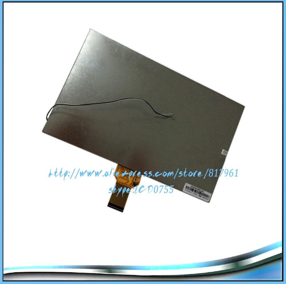 "Nueva matriz de pantalla LCD para tableta 10,1 ""Turbopad 1014 Pantalla LCD interna reemplazo del módulo del panel envío gratis"