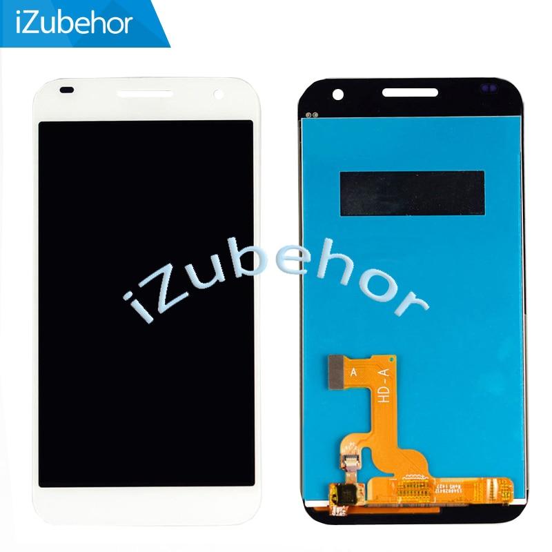 100% garantía blanco pantalla LCD con pantalla táctil Digitizer Sensor Panel para Huawei Ascend G7 G7-L01 G7-L03 Shiping libre