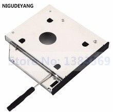 NIGUDEYANG 2nd Hard Drive HDD SSD Caddy for Asus N53 N53J N53JL N53JN N53JQ N53S N53SM N53SV N54SV