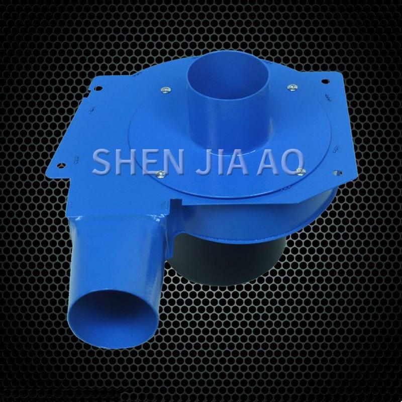 60 W Exaustor Ventilador Do Ventilador 220 V Grill Churrasqueira Pequena Máquina de Vento Do Ventilador de Exaustão De Alta Temperatura 24 Horas Contínuas aberto