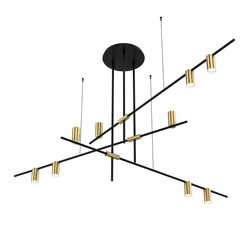 Danmark Postmodern Creative Minimalist Chandelier lighting Living Room Bedroom Restaurant Designer Chandelier lustres