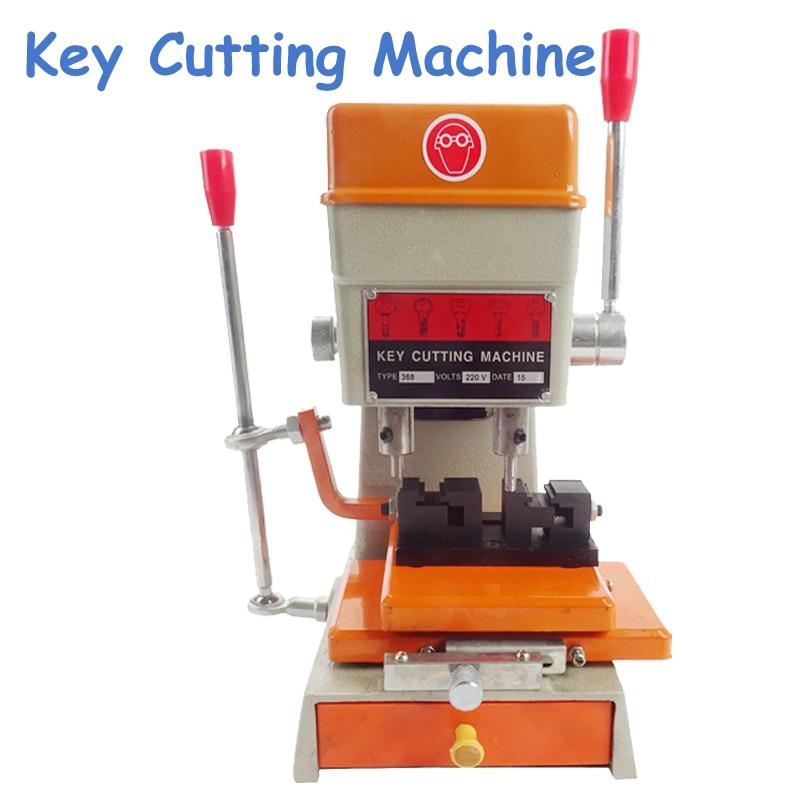 Máquina clave Vertical para cortar llaves, máquina para duplicar llaves de coche, llaves de puerta, herramientas de cerrajero, cortadora de llaves