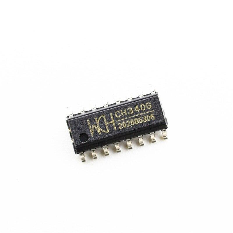 CH340G SOP16 WHC USB a Serie chip