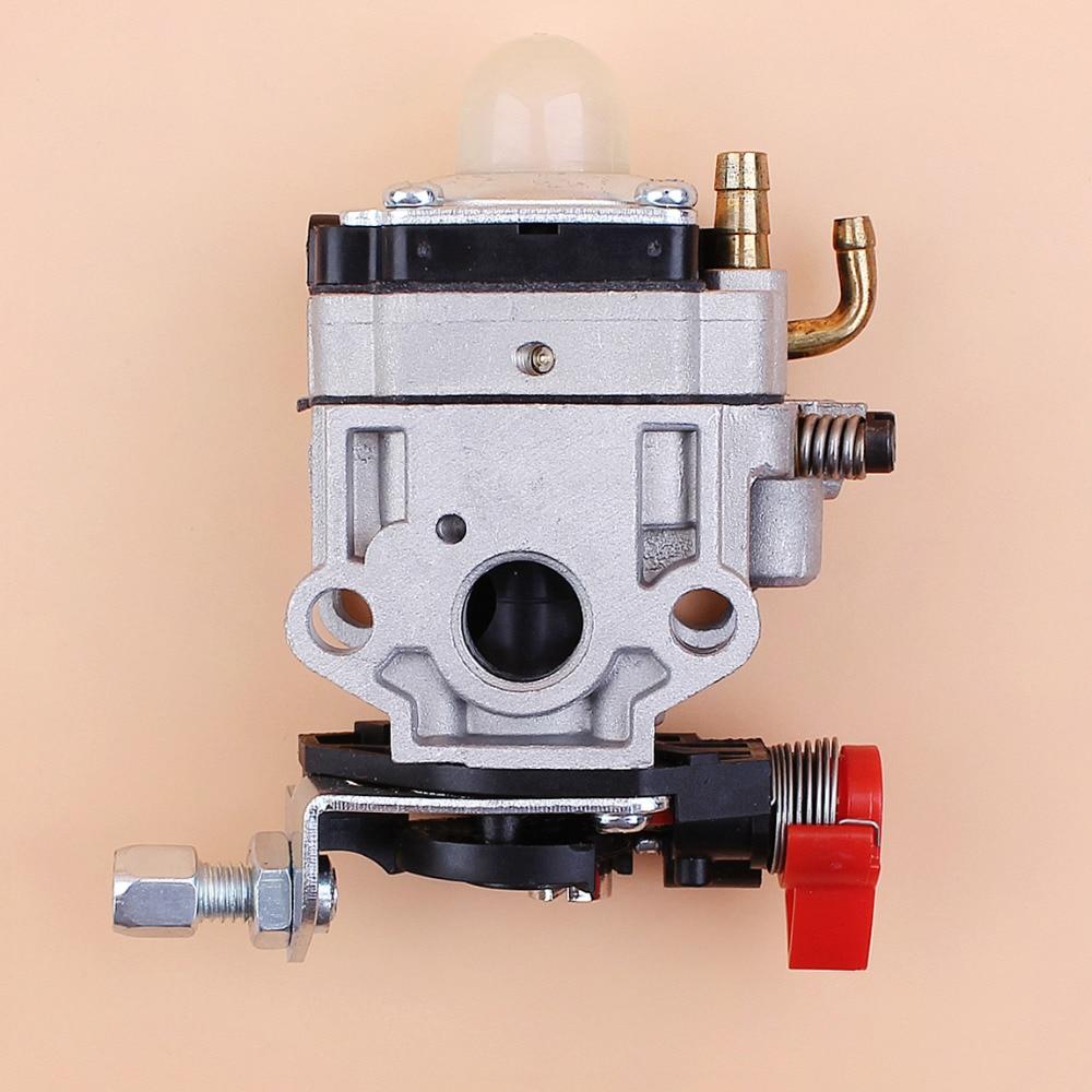 Carburetor fit Kawasaki TH23 TH26 TH34 KAAZ OLEOMAC BV162 2-Stroke Trimmer Blower Mini Engine Motor 23CC 25CC 26CC 33CC 35CC