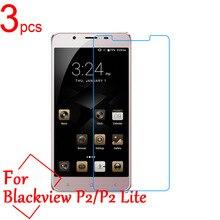 3pcs Ultra Clear/Matte/Nano anti Explosion LCD Screen Protector Cover For Blackview A5 A8 Max R6 E7s P2/P2 Lite Protective Film