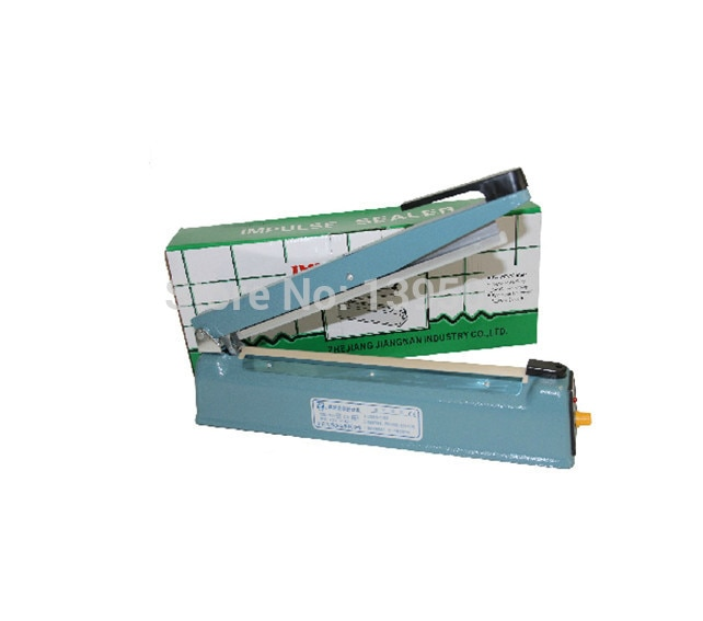 1 قطعة 400 واط الجدول العلوي دفعة حقيبة السدادة 250 مللي متر ختم طول آلة السدادة الحرارة اليد دفعة السدادة PFS-300