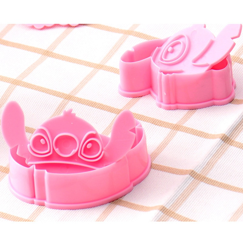 AliExpress - Luyou 1pcs Stitch Cartoon Cutter Cake Cookie Mold Cutter Fondant Baking Tool Biscuit Cartoon Biscuit Mould Baking Tools fm1638