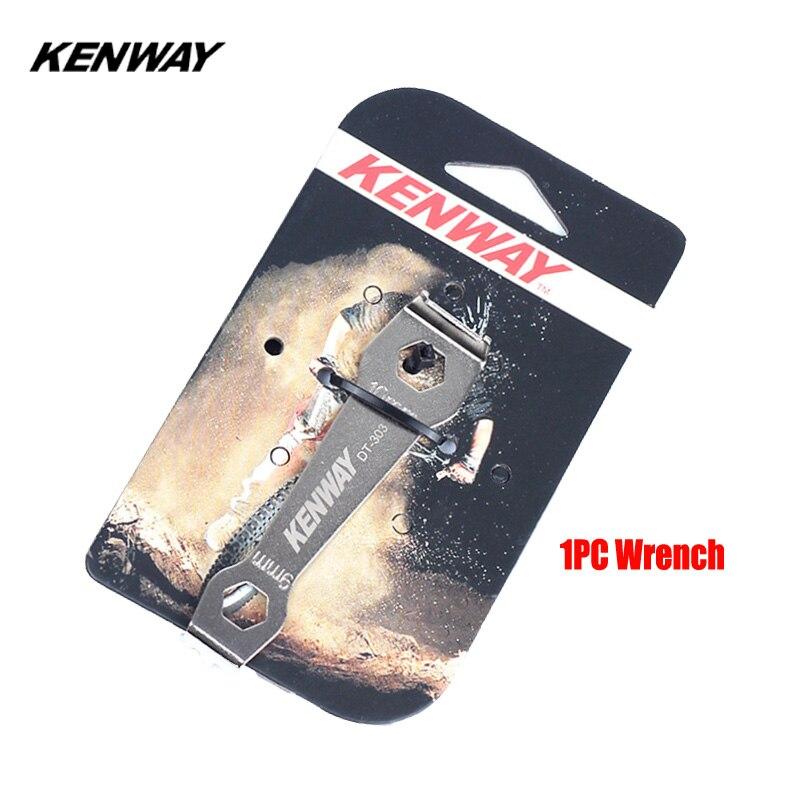RISK-Herramienta de desmontaje de cadena de bicicleta, con pernos de anilla, cadena y dos extremos, juego de cadena, tuerca, llave, llave fija de acero