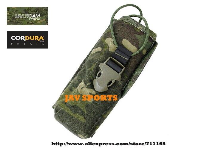 TMC PRC148 pochette Radio rembourrée Multicam tropique militaire MOLLE poche Radio (SKU12050682)