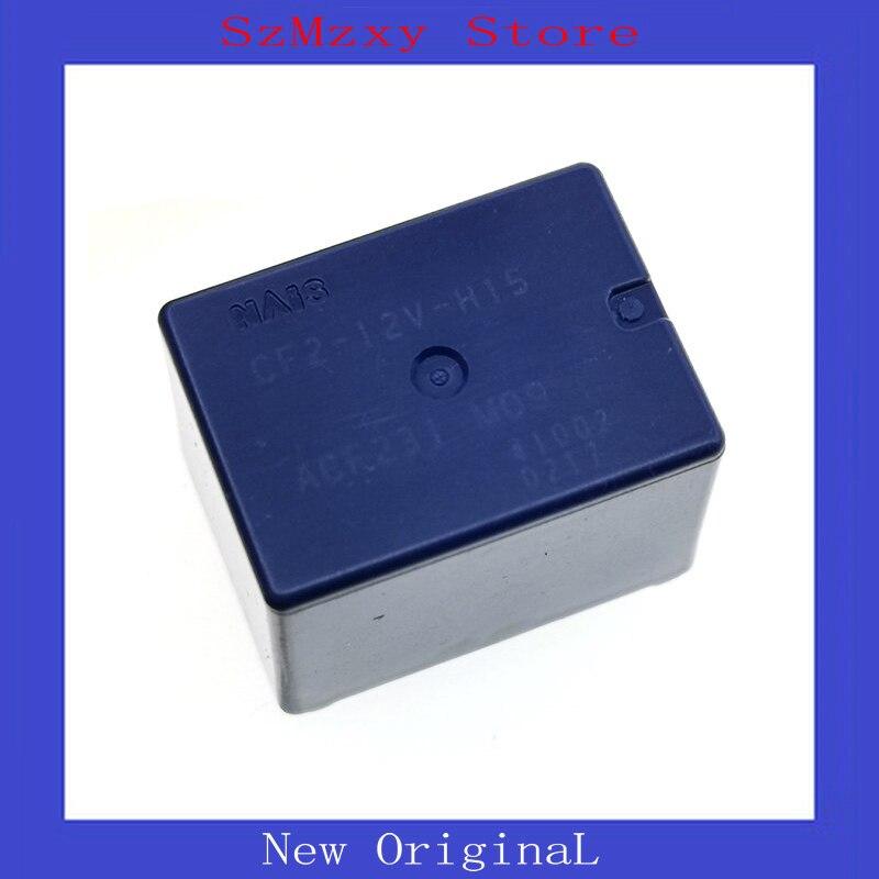 1 unids/lote relé para automóvil CF2-12V-H15 ACF231 M09 12V DIP8
