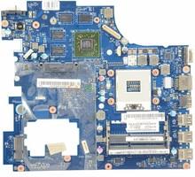 JOUTNDLN pour Lenovo G770 17 carte mère dordinateur portable LA-6758P DDR3 HM65 PIWG4 W HD 6750 M GPU