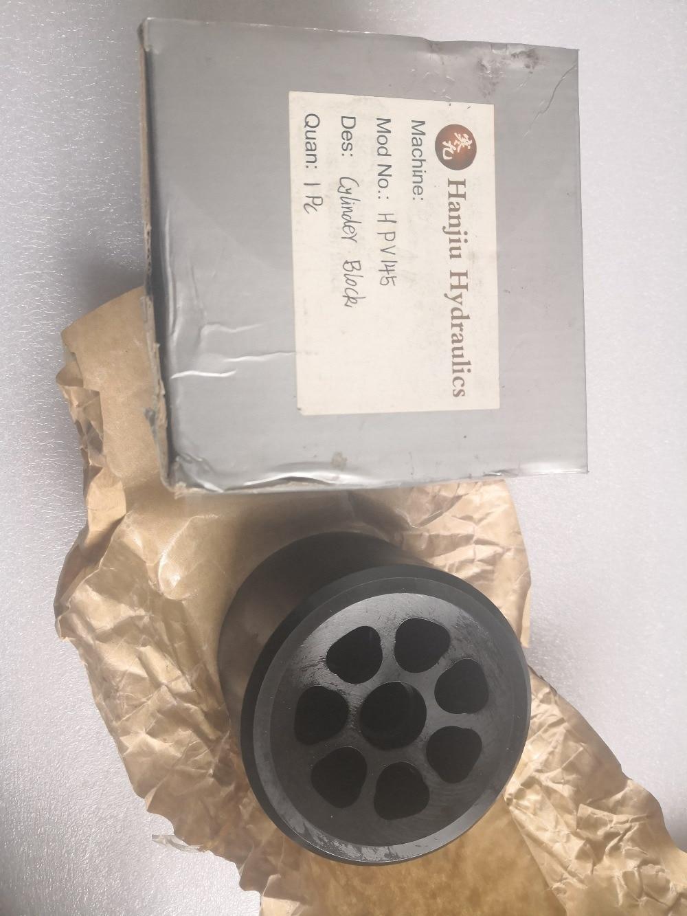 Reparación de piezas de bomba hidráulica KOMATSU HPV145