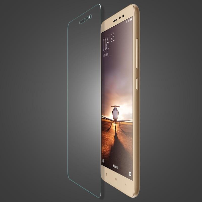 Protector de pantalla de vidrio templado para Xiaomi Redmi Pro 2 2A 3 3X 3Pro 3A 4A 3 4 4 S 1S 2S nota 2 2Pro 3SE 4 9H HD película protectora
