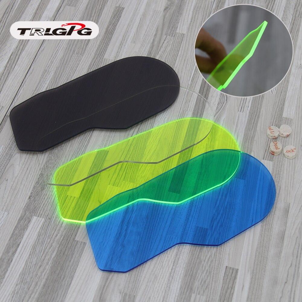 עבור עבור בנלי TRK502 TRK 502X מד מהירות ספידו מסך אשכול שריטה הגנת סרט מכשיר לוח מחוונים מגן