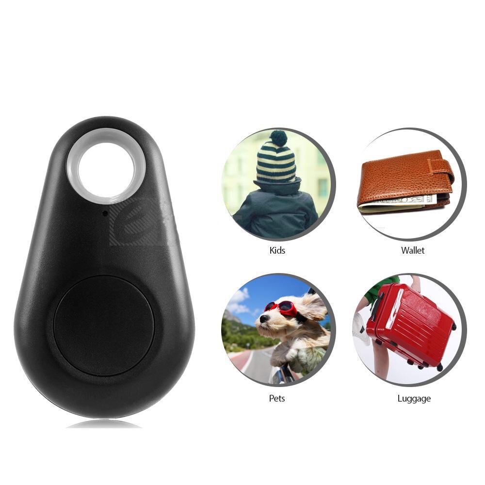 Minillavero inteligente con Bluetooth xy, alarma antipérdida inalámbrica, localizador GPS, recordatorio de pérdida para mascotas