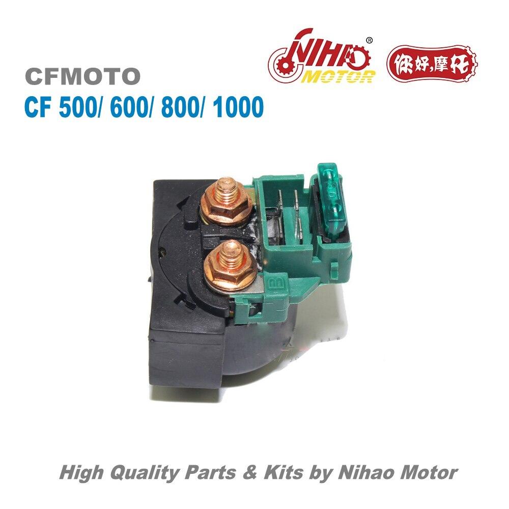TZ-25 cf250 cf500 começar o relé cfmoto peças cf188 250cc /500cc cf moto atv utv quad motor de reposição