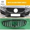 Calandre de pare-choc avant ABS pour voitures Benz W212 aspect AMG Sport sans Logo W212 E200 E260 E300 GT 2014 2015