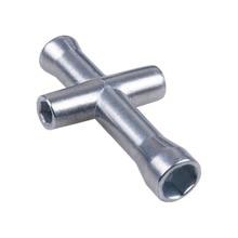WL jouets accessoires pièces en métal clé hexagonale pour voiture clé à pneu clé voiture tournevis pour M4/M3/M2/M2.5 écrou clé