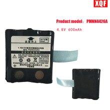 XQF PMNN4426A 4.8V 600mAh Batterie Pour Motorola Radios TLKR-T5 TLKR-T6 TLKR-T7 TLKR-T8