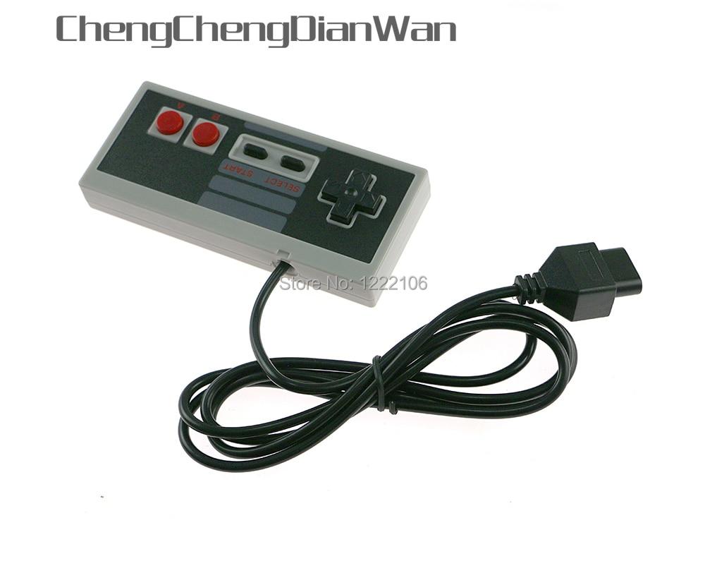 Классический игровой контроллер chengdianwan, игровой джойстик, джойстик для консолей NES NTS (не для PAL), классический стиль