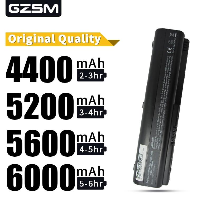 A HSW 6 Células Bateria Do Portátil para HP Pavilion DV4 DV5 DV6 G71 G50 G60 G61 G70 HSTNN-IB72 HSTNN-LB72 HSTNN-LB73 HSTNN-UB72 HSTNN-UB73