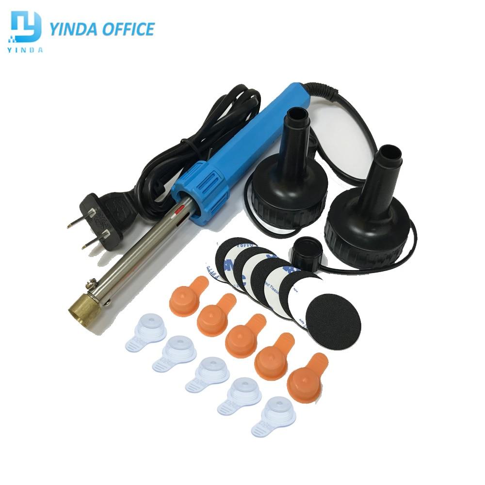 Peças da Impressora Faz a Ferramenta de Solda para Recarga Conjunto Buraco Toner Cartucho Driller Recarga Ferramenta hp Copiadora Peças 1 x Que