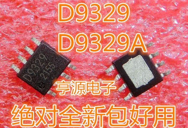 1 pçs/lote D9329 BD9329 D9329A BD9329A problema comum com SMD SOP8 original novo