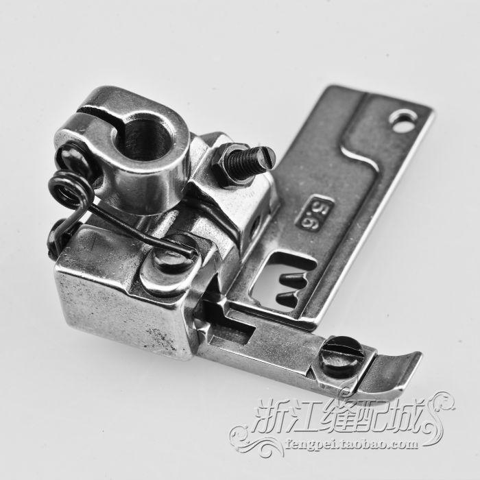 Pegasus W500 interlock stitch sewing needle roller collar presser foot three five-line presser foot 257321A56 257321-56