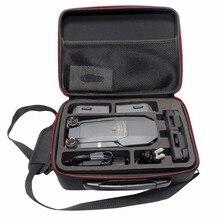 Sac Drone pour DJI Mavic Pro EVA sac Portable dur sac de transport à bandoulière sac de rangement résistant à leau Portable pour étui DJI Mavic