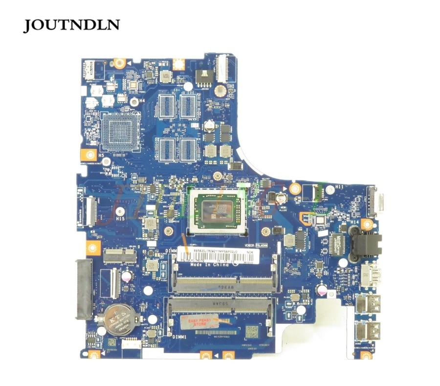 JOUTNDLN FOR Lenovo IdeaPad 500-15ACZ  Laptop Motherboard 5B20J76079 LA-C285P FOR A10-8700 CPU