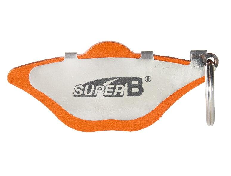 Инструмент для выравнивания тормозов Super B TB-BR10, простой набор зазоров для тюнинга дисковых тормозных систем, инструменты для ремонта велосипедов