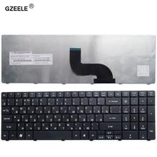 GZEELE RU laptop Keyboard for ACER Q5WT6 Q5WPH BIC50 5742Z 5742ZG 5744 5744Z E732 E732G E732Z 5736G 5539G 5410T RUSSIAN black