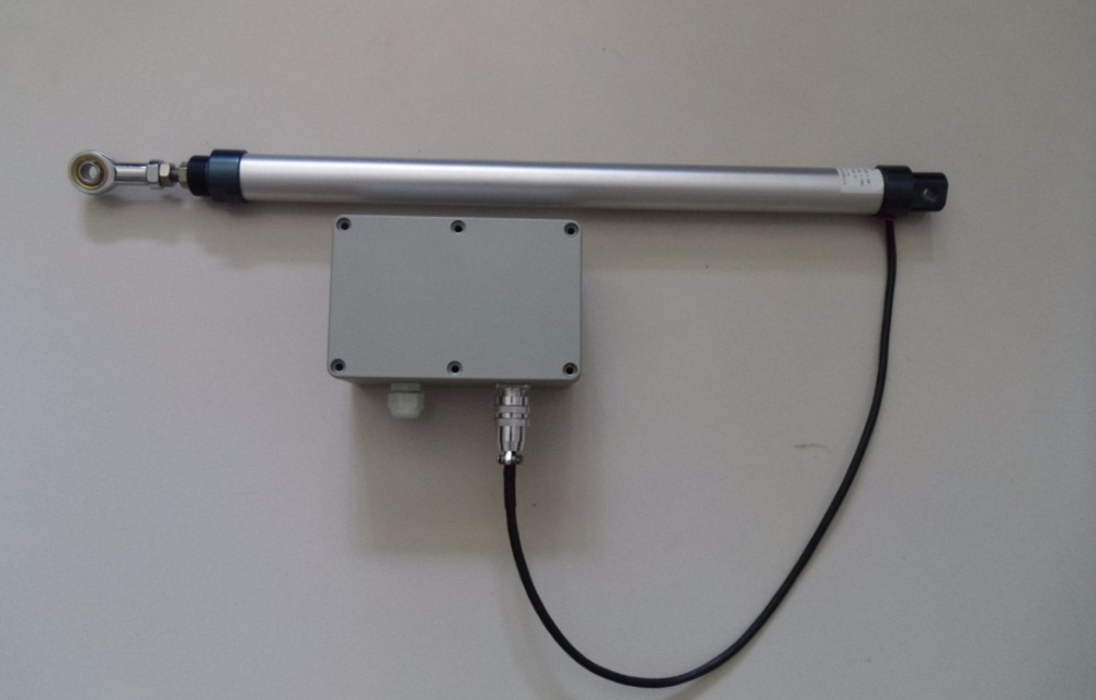 WY-01-120mm displacement sensor of roller mill in cement plant