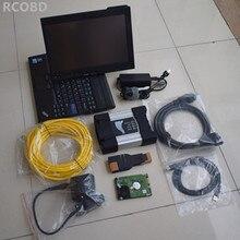 Logiciel de diagnostic bmw icom next   Avec disque dur, 500 go, mode expert, ordinateur portable x200t, prêt à utiliser, meilleure qualité