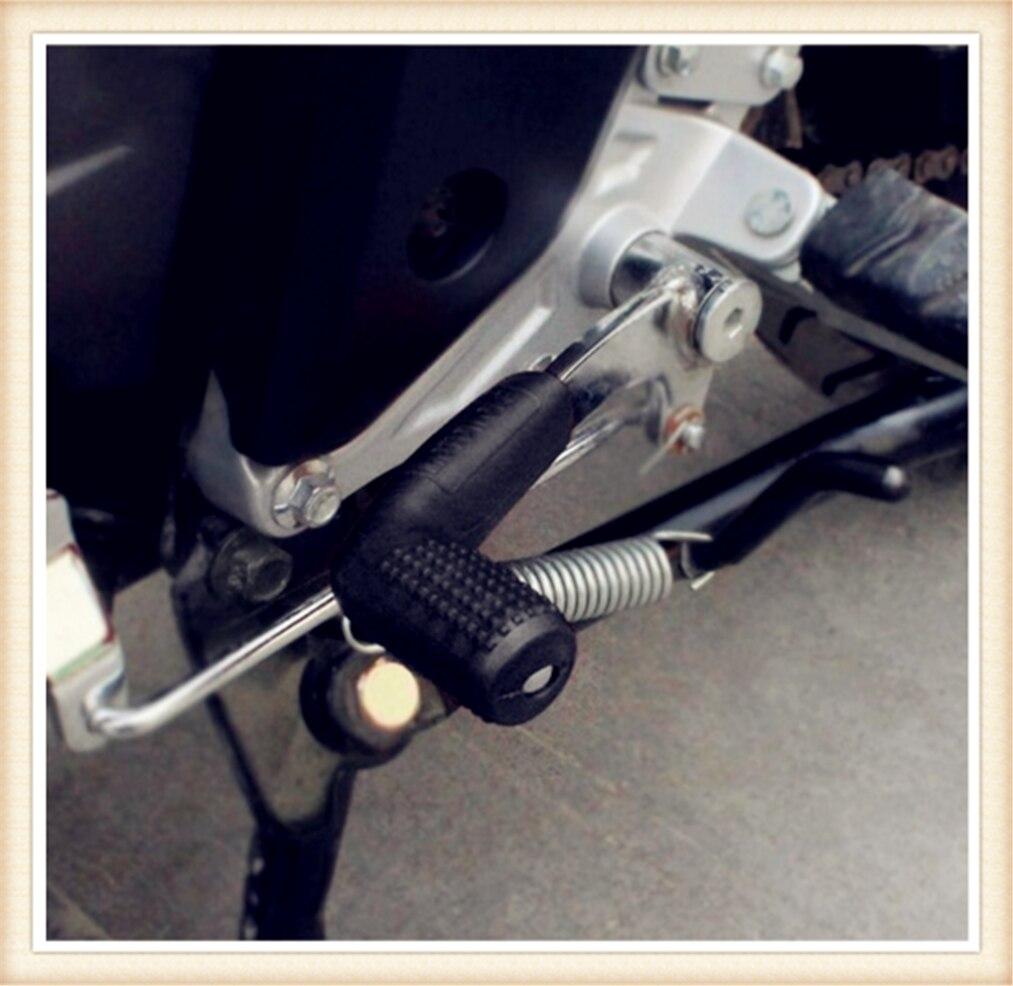 Мотоцикл переключения передач носок клип Перестановка обуви чехол для SUZUKI DL650 V-STROM DR 650 S SE SV650 S GSXR