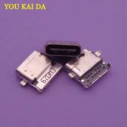 2-100 pcs Micro mini jack USB connector Carregamento Porto substituição de peças de reparo 12 pinos Para Asus zenfone 3 ZE552KL zenfone 3