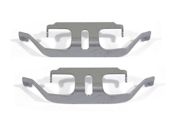 2 piezas Anti primavera pastillas de freno de Clip para BMW F20 F30 118i 220i 320i 420i 34216850853