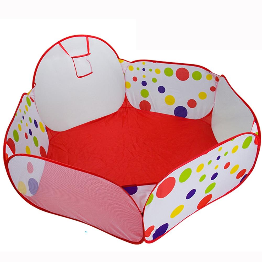 Детская палатка для игр игровой домик рандомный Океанский шар горячая новинка