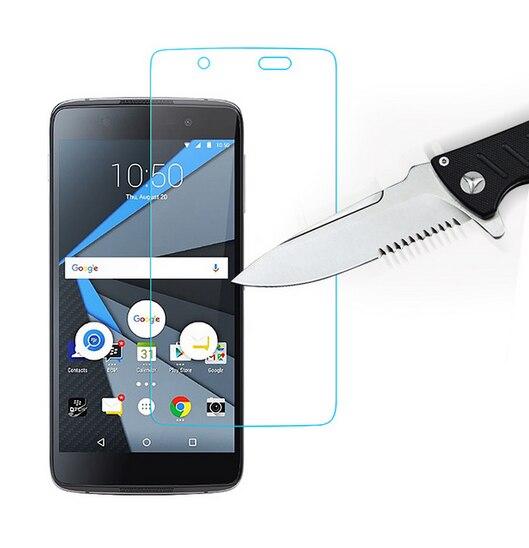Премиум пленка из настоящего закаленного стекла для BlackBerry Neon DTEK50 Взрывозащищенная защитная пленка для экрана> <