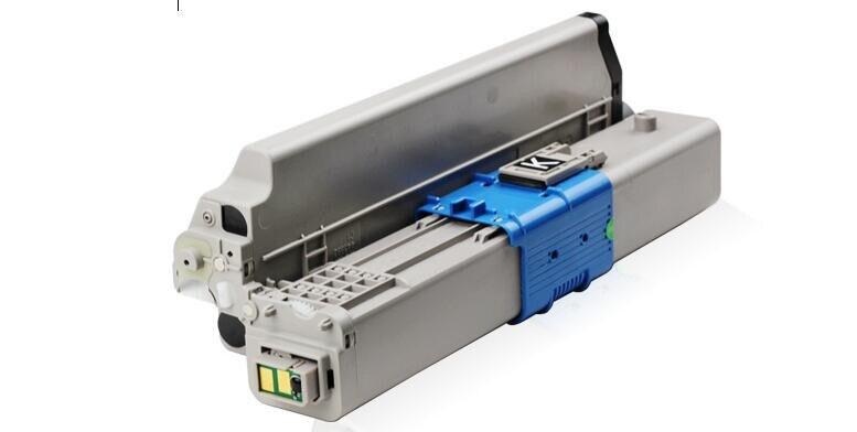 Compatible OKI C310 C330 C331 C510 C530 MC351 MC352 MC361 MC362 MC561 MC562 (BK C Y M) cartucho de tóner de Color