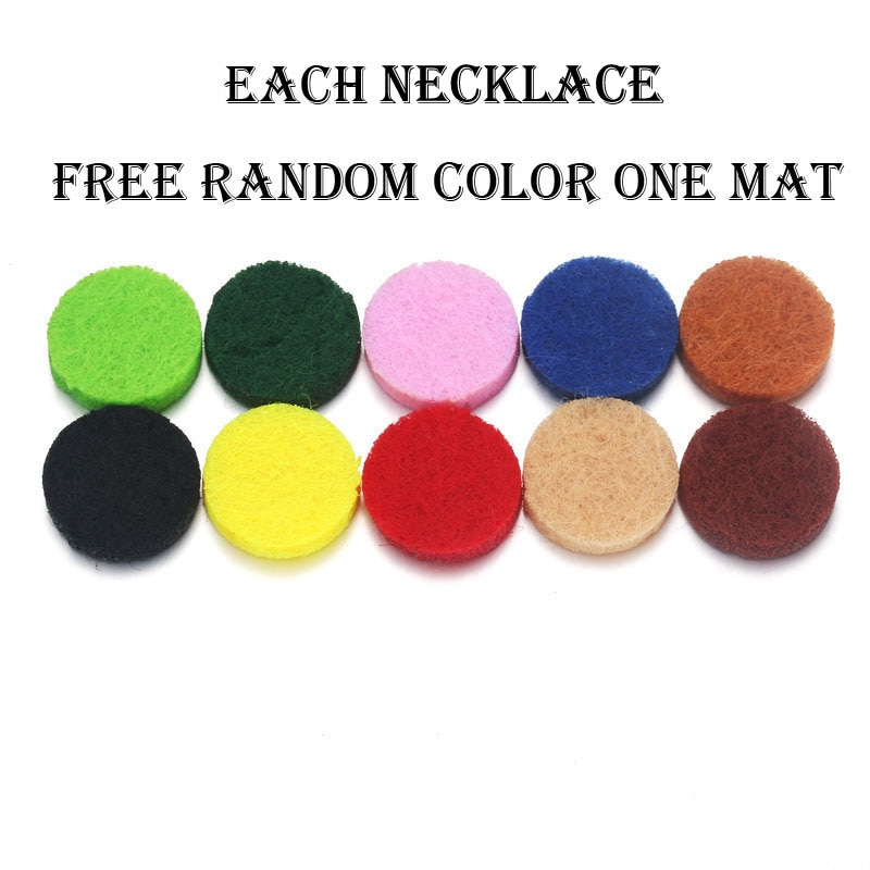 Colorful Full Diamond Tree Of Life Aromatherapy Necklaces Open Perfume Locket Essential Oils Diffuser Necklace Aroma Jewelry